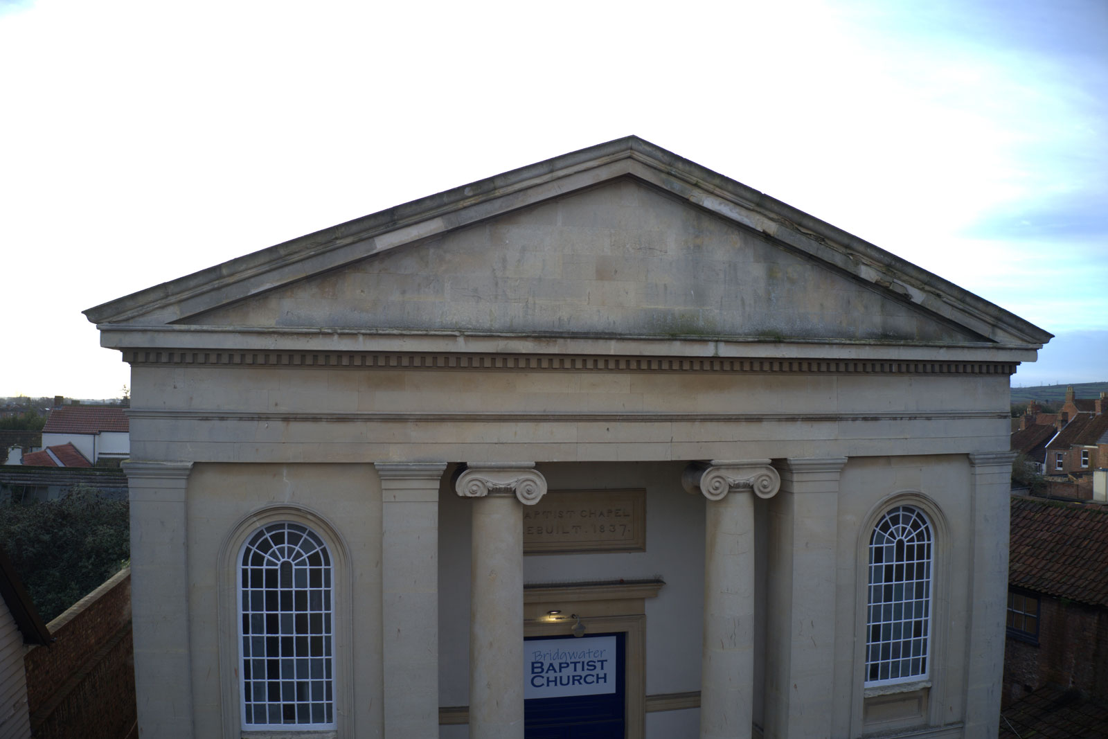 Baptist Church Inspection