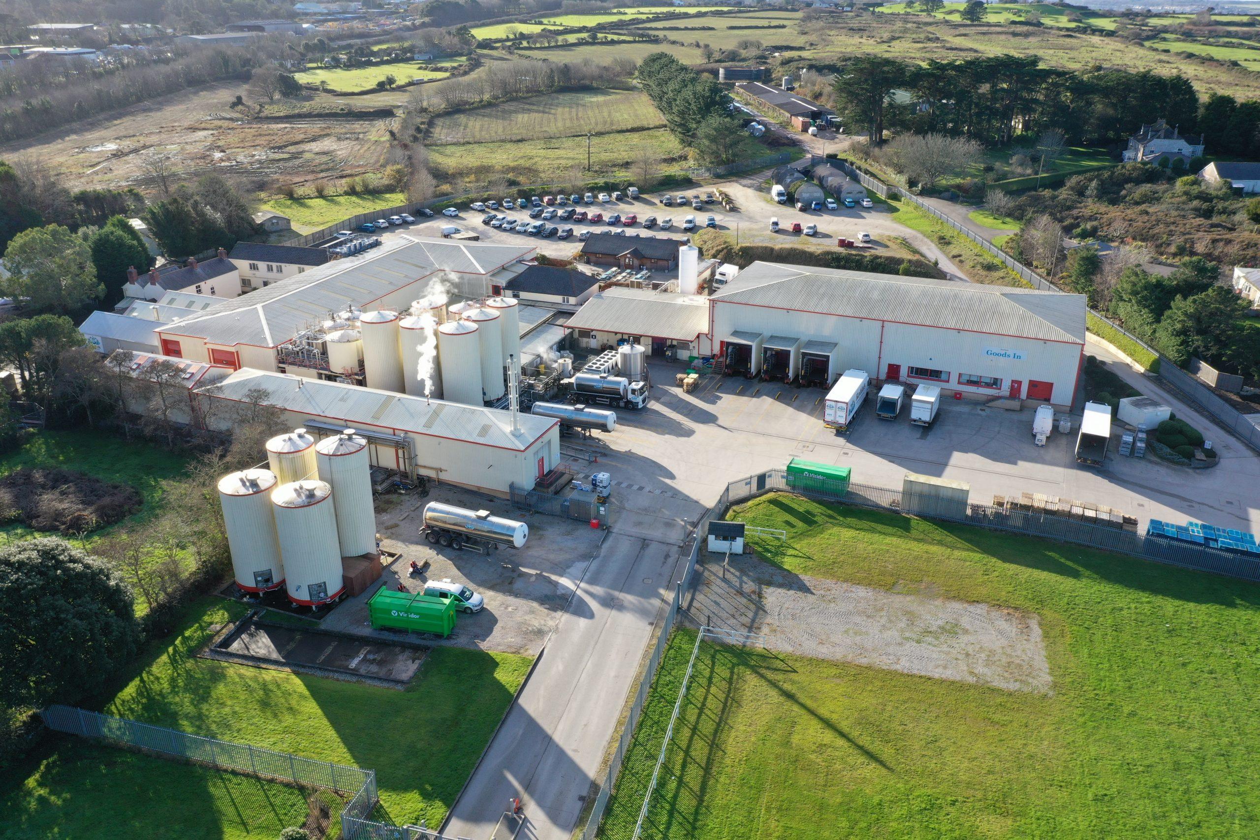 Dairy Drone Survey